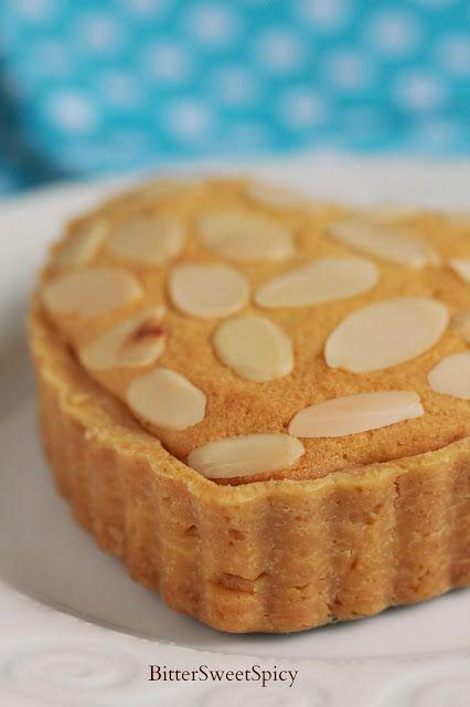 Italian Almond Tart | Foods | Pinterest