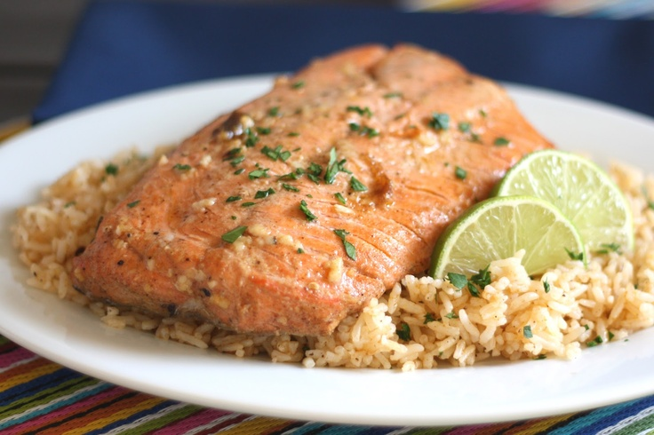 Barefeet In The Kitchen: Chipotle Salmon