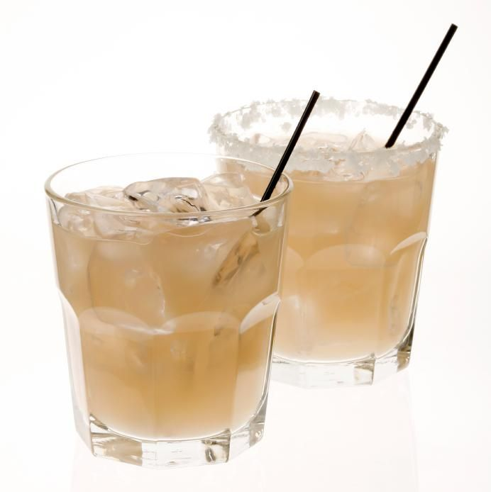 "Salty Dog""..vodka & pinapple 