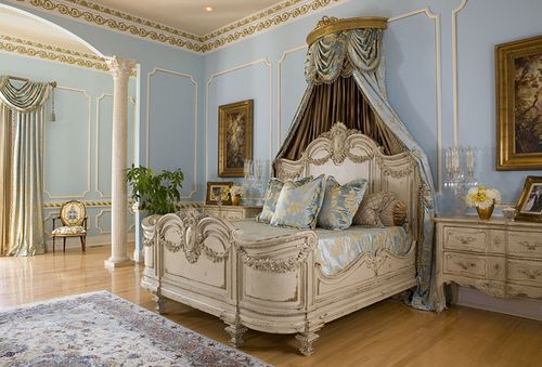 marie antoinette style bedroom master bed rooms pinterest