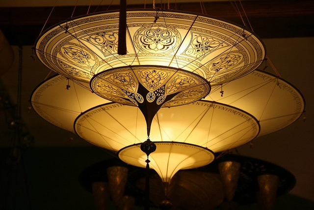 Fortuny Lights by Mariano Fortuny by pisanim, via Flickr