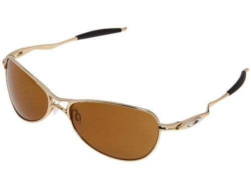 Oakley Gold Frame Sunglasses : Pin by Vickie Doty on Products I Love Pinterest