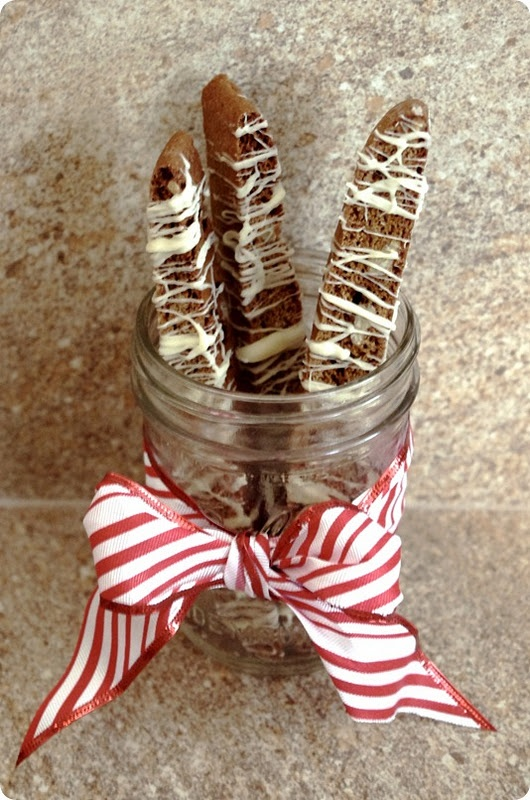 Gingerbread Pecan Biscotti {Recipe}~~ | Christmas | Pinterest