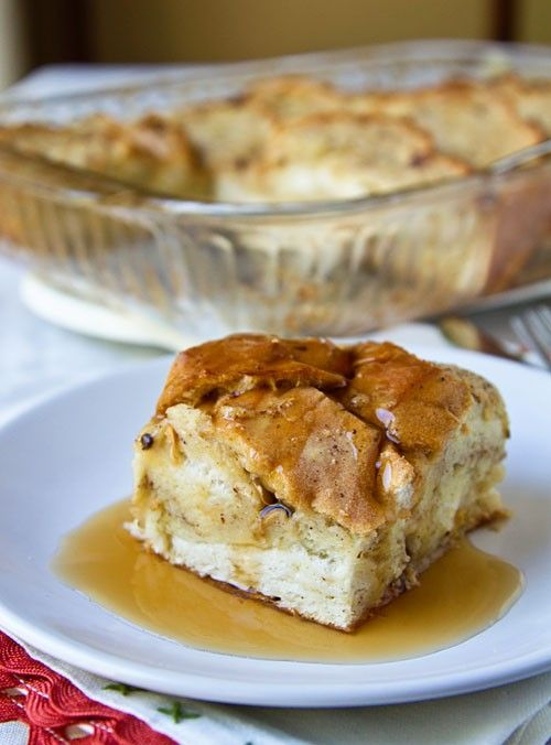 Baked Shio Koji French Toast, 2013 Christmas Morning Baked Toast ...