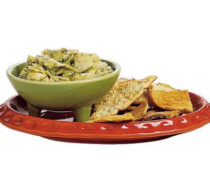 Dip Recipes That Won't Ruin Your Diet: Sun-Dried Tomato and Artichoke ...