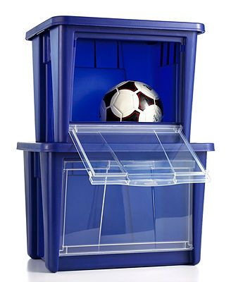 Rubbermaid easy access storage bins for the home pinterest
