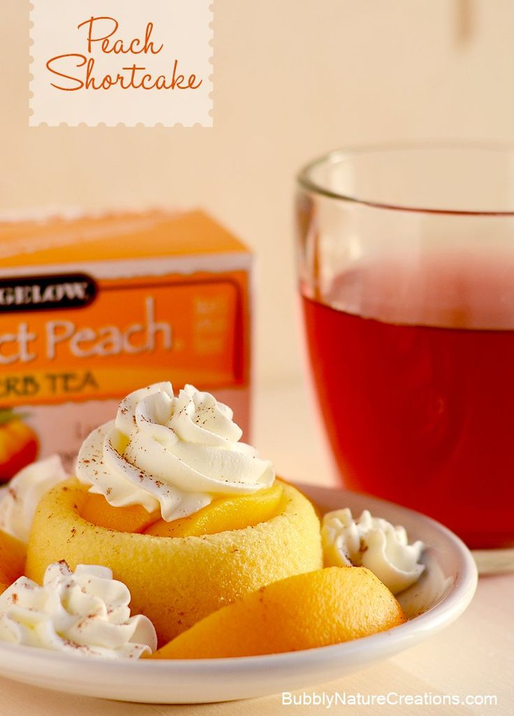 Peach Shortcake | Recipe