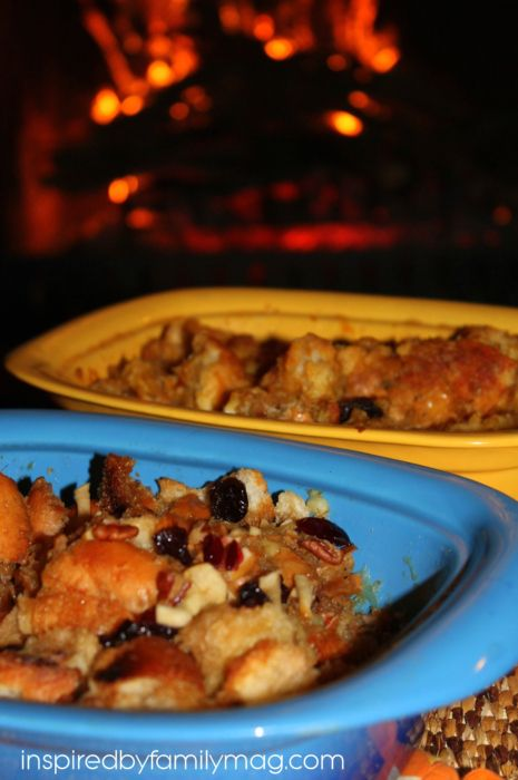 Easter Around the World and Capirotada Recipe {Mexican Bread Pudding}