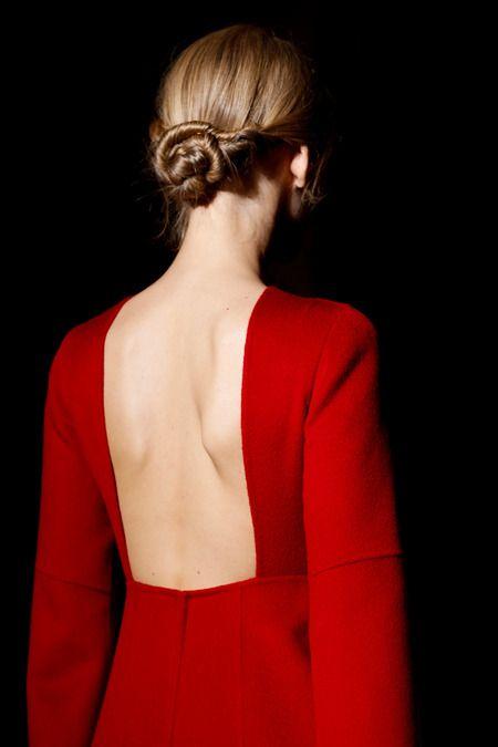 // Valentino haute couture, Fall 2013.