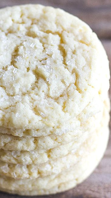 Bakery Style Sugar Cookies Recipe ~ They have a nice crisp edge and a ...