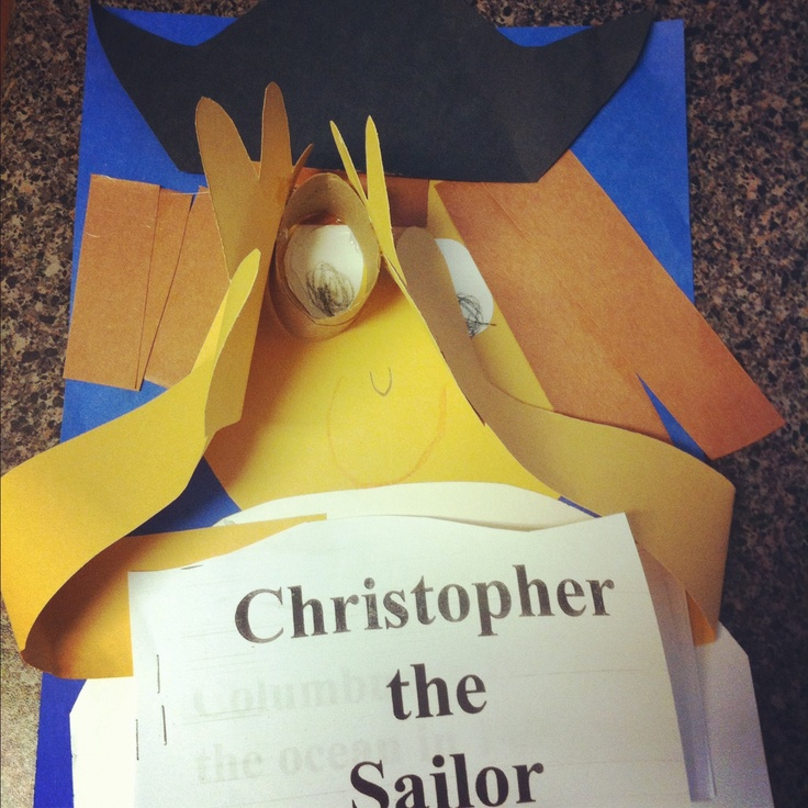 Christopher Columbus at EssayPedia.com