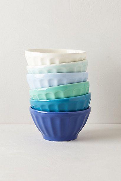 Latte Bowls #anthropologie