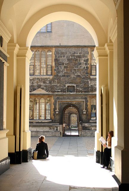 Bodleian Library, Oxford (byCathy Gon Flickr)