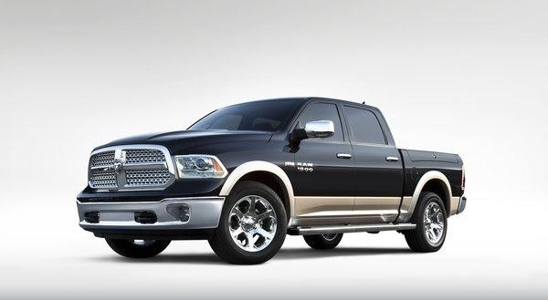 Chrysler recalls ram trucks