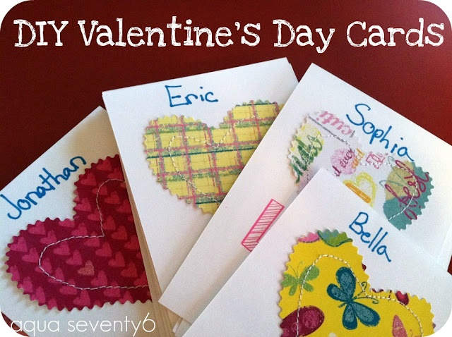 diy valentine's day cards for girlfriend