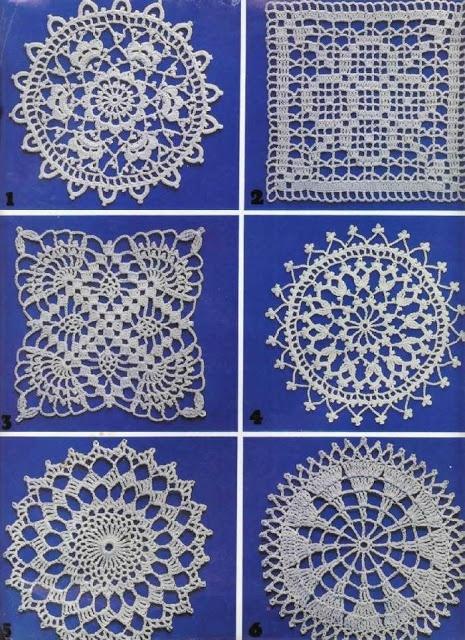 Magic Crochet Picasa Web Albums