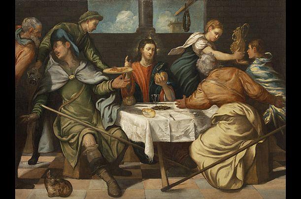 tintoretto last supper essay
