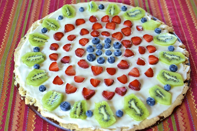 Fruit Pizza | Products I Love | Pinterest