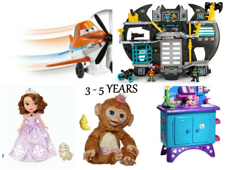 Toys For 21 Year Olds : Top toys for year olds chosen by children