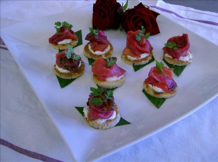 Beet-Cured Gravlax Recipes — Dishmaps