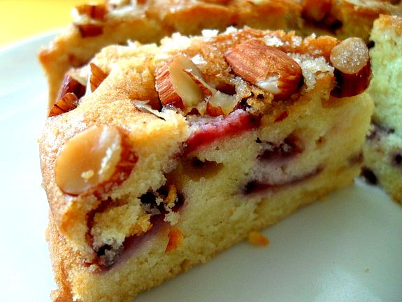 Strawberry Coffee Cake | want to make | Pinterest