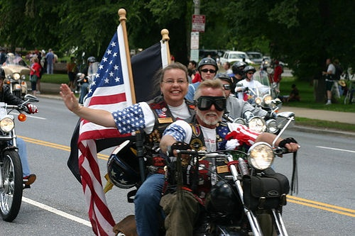 memorial day bike rally sandy hook ms