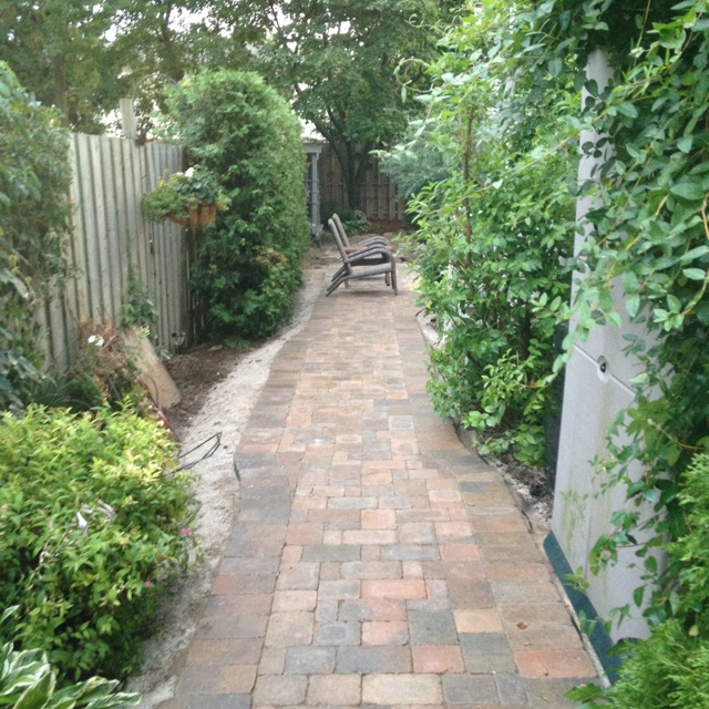Dog Proof Backyard Ideas :  patio have been done Now for more dog prooffriendly landscaping