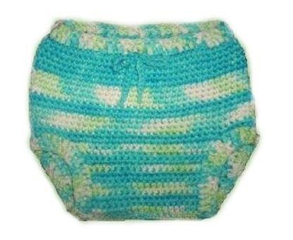 Crochet Diaper Cover Pattern (Wool Soaker)