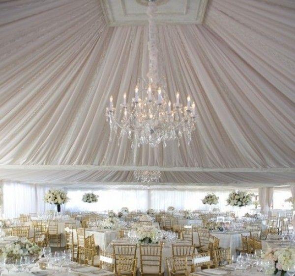wedding tent, outdoor wedding, all white wedding