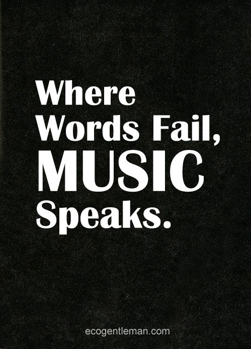 Music Quotes And Sayings Tumblr