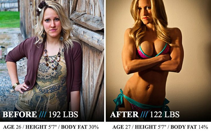 Pin by Bridget B on Before and after weight loss pictures ...