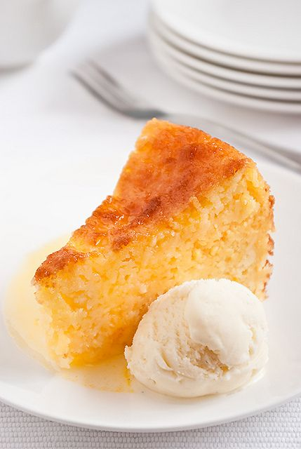 orange and coconut syrup cake ....this site has unusual desserts.