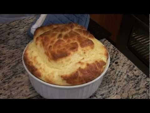 cheese & bacon souffle. | Yummy Food | Pinterest