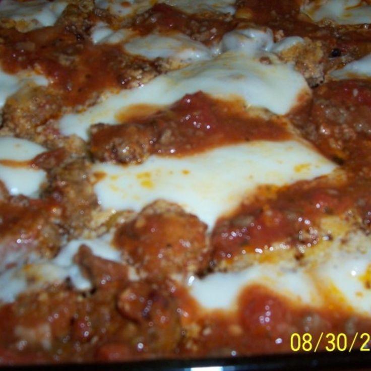 rigatoni bake recipe yummly italian rigatoni casserole recipes