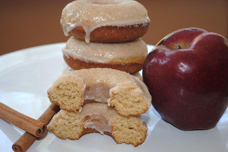 Apple Cider Doughnuts Recipe — Dishmaps