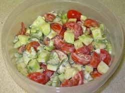 Summer Cucumber Salad | Low Carbin It BABY!!! | Pinterest