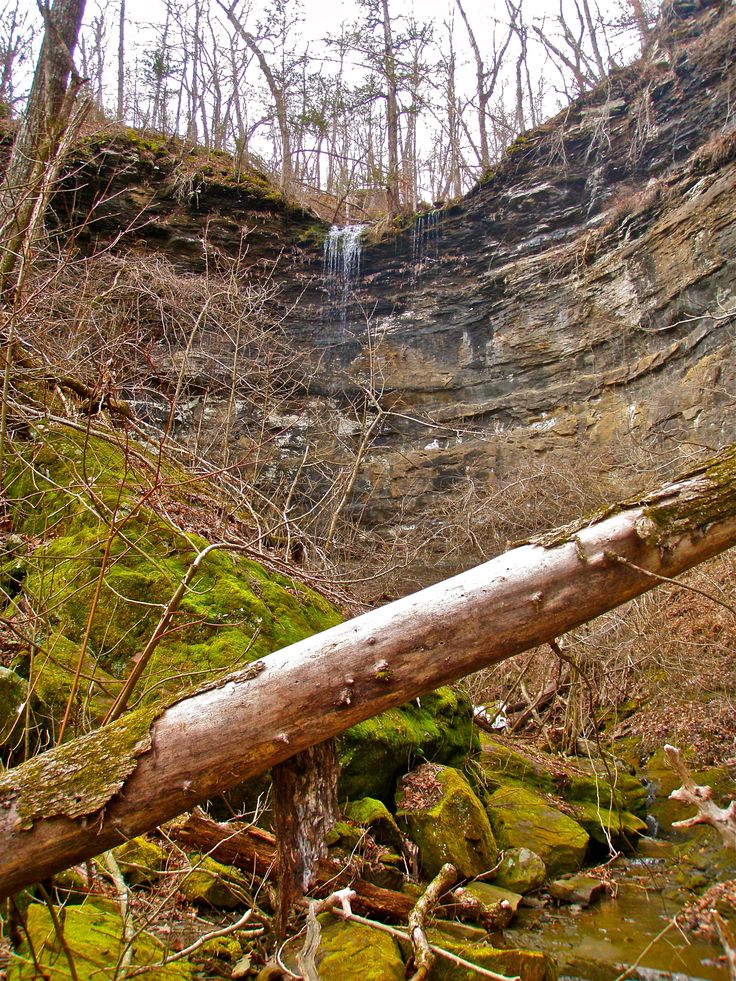 Horsetail Falls - Ben Hur, Arkansas