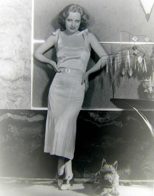 Joan crawford stars fashion 1910s 1940s ii pinterest