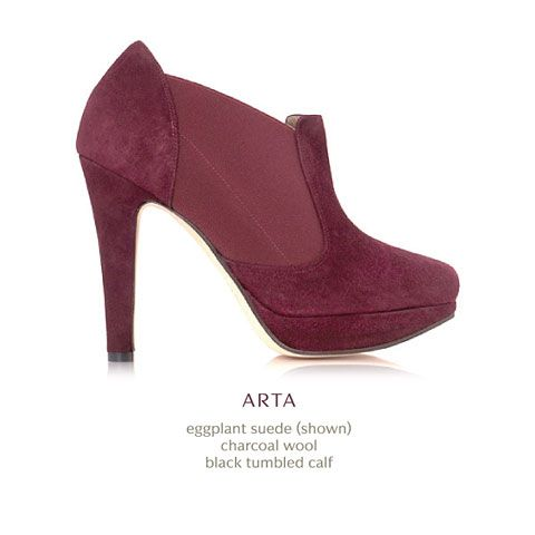 Dana Davis Shoes Collections