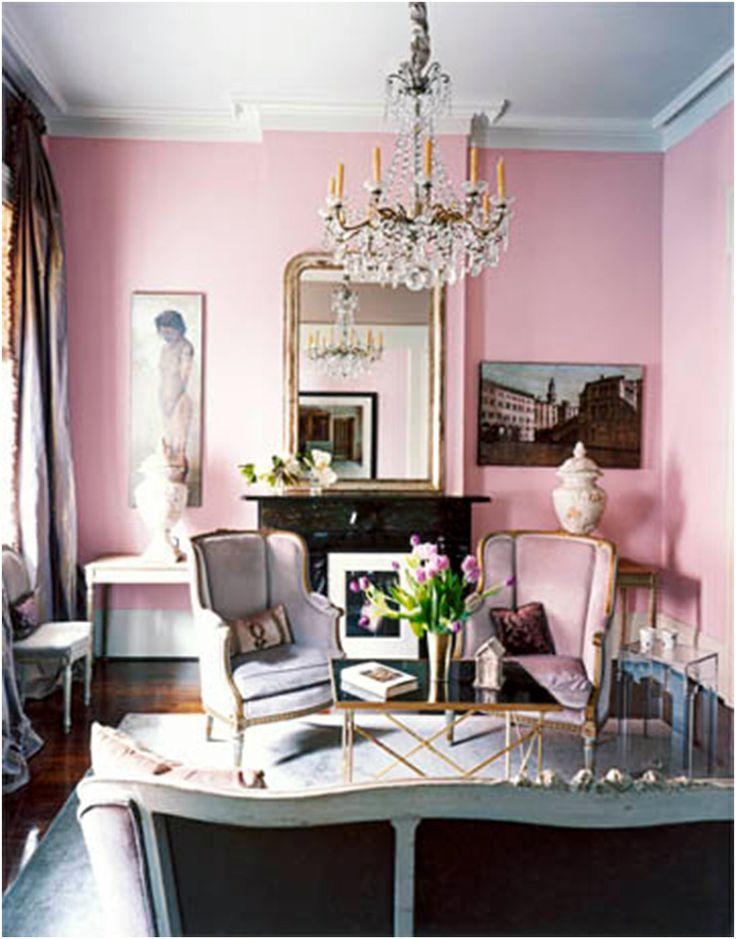 Romantic style living room design ideas my home decor for Romantic living room designs