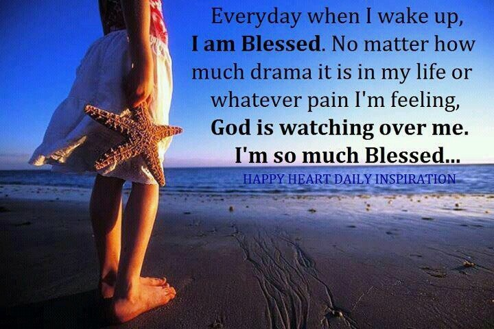 I Am Blessed By God I am blessed | Quotes ...