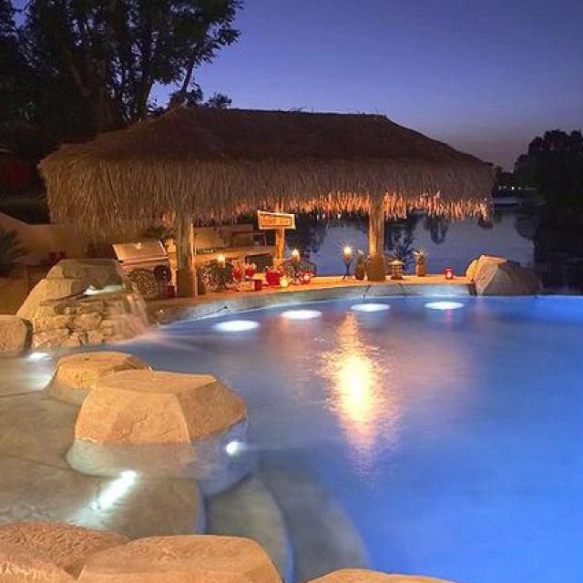 dream backyard outdoor spaces pinterest