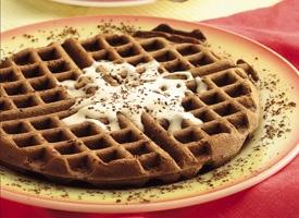tiramisu waffles. breakfast just keeps getting better