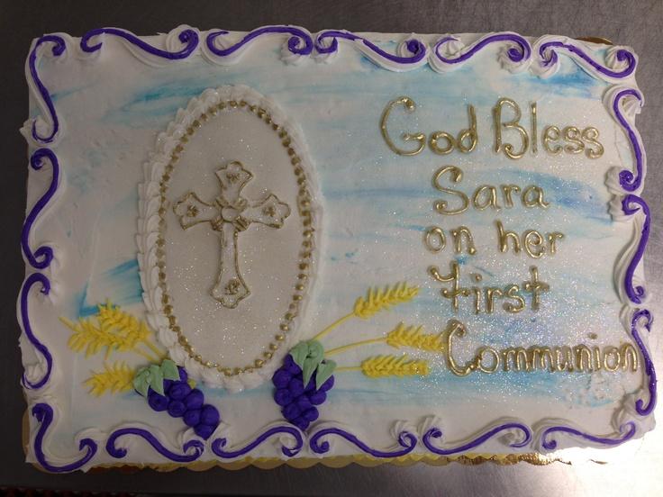 First Holy Communion Celebration Toasts