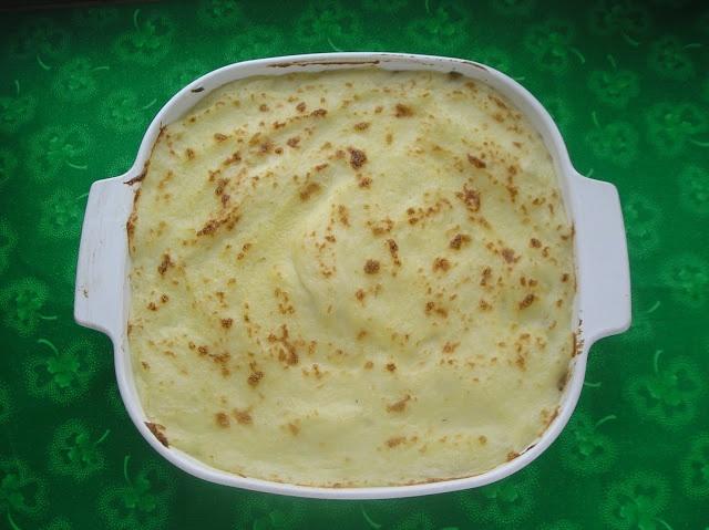 Irish Cottage Pie | Edesia's Notebook Recipes | Pinterest
