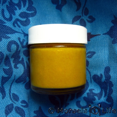 Asian Ginger Carrot Dressing - Morsels of Life