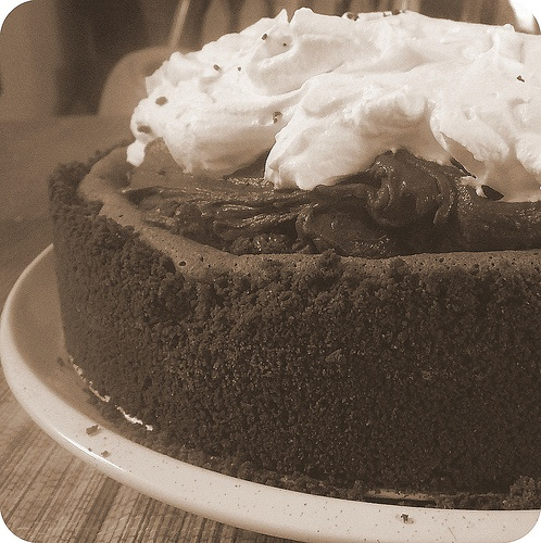 Mississippi Mud Pie (aka Mississippi Mud Cake) from Baked ...