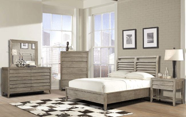 driftwood gray paint color on grey driftwood bedroom furniture