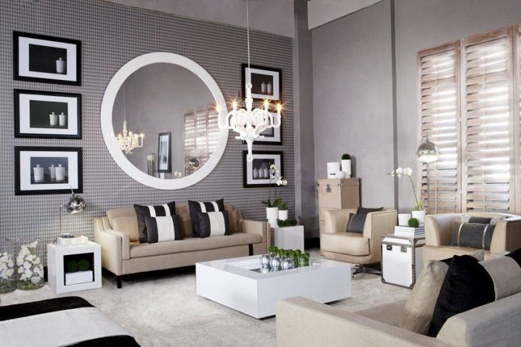 kelly hoppen interiors living room pinterest