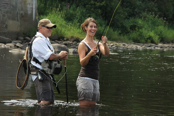 adirondack fly fishing school adirondack living pinterest